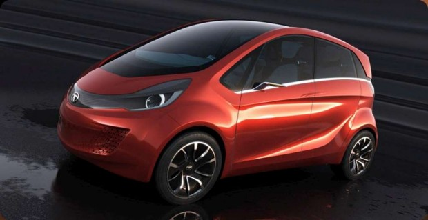 Tata, motor a aire comprimido para 2013