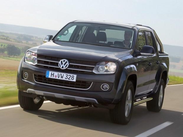 La Volkswagen Amarok será producida en Alemania a partir de junio