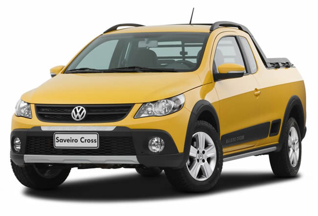 Volkswagen Saveiro Cross con mayor equipamiento de serie ...
