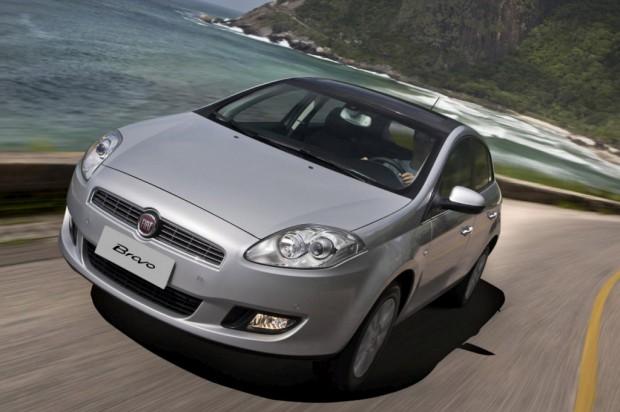 Fiat Bravo 2013 en Brasil