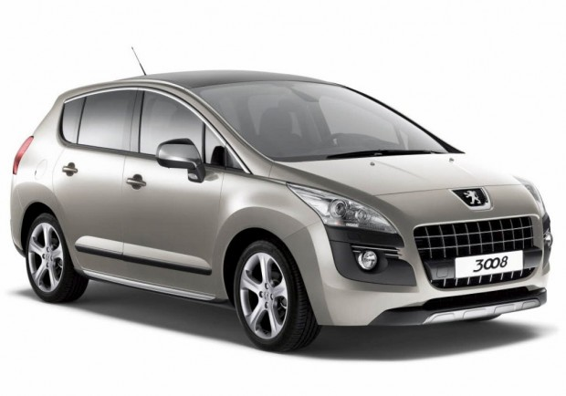 Peugeot 3008 HDi en Argentina