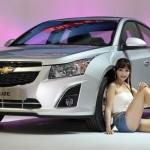 Chevrolet Cruze gama 2013