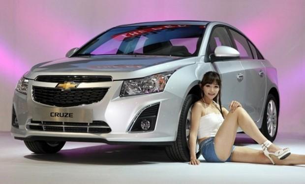 Chevrolet Cruze gama 2013 — Mundoautomotor