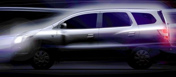 El Chevrolet Spin será presentado en Argentina en el último trimestre de 2012