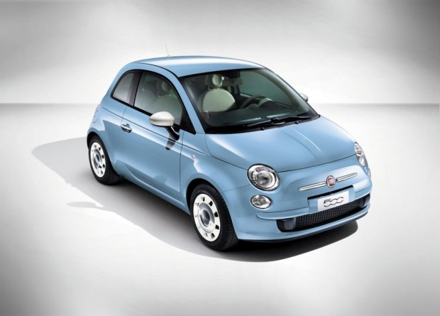 Fiat 500 Street y Color Therapy gama 2013