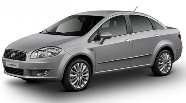 Fiat Línea gama 2013 con transmisión Dualogic Plus