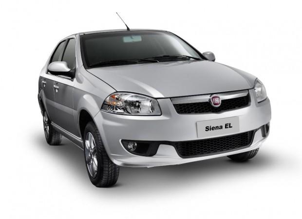 Nuevo Fiat Siena EL 2013 en Brasil