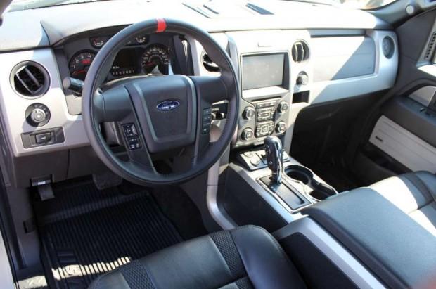 Ford presentó su Pick Up F-150 SVT Raptor modelo 2013 ...