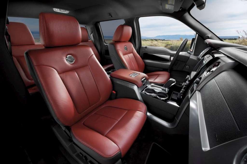 ford f 150 a o 2013 nueva edici n limitada mundoautomotor. Black Bedroom Furniture Sets. Home Design Ideas