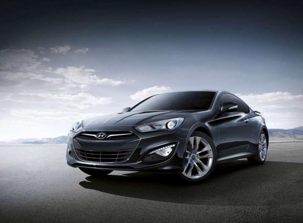 Hyundai Argentina presentó la nueva coupe Genesis