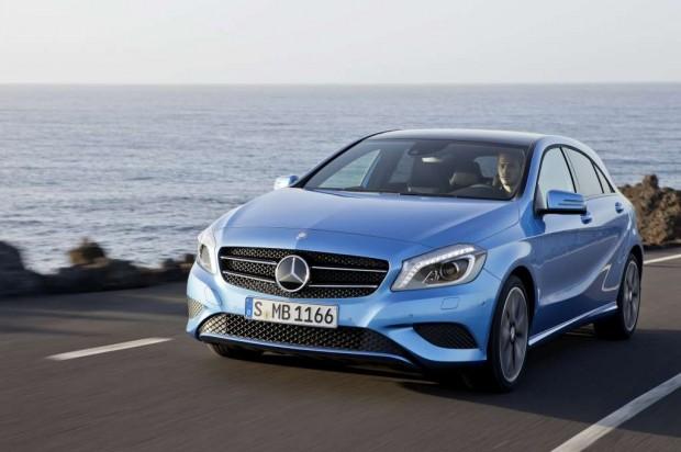 Mercedes Benz Clase A, datos e imágenes oficiales