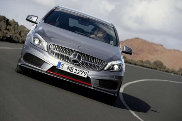 Mercedes Benz Clase A 2013, lanzamiento