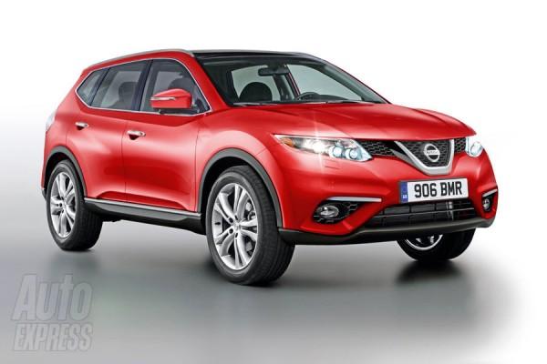 Nissan Qashqai 2014, mejorado y eficiente