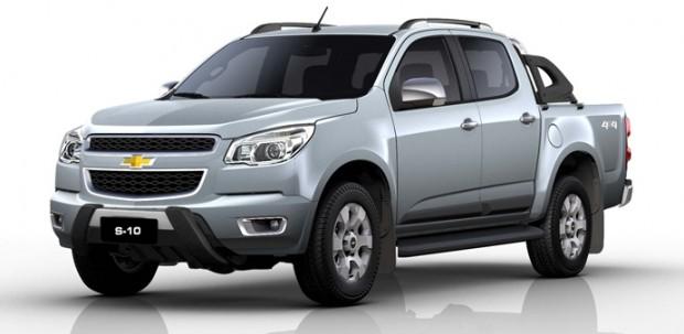 Chevrolet presenta la Nueva S10 LS 4×2 y 4×4 en Agroactiva 2012
