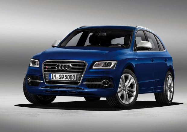 Audi SQ5, presentación oficial