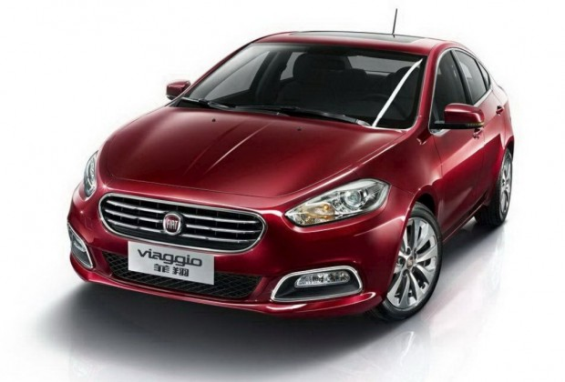 Fiat Viaggio, ya se produce en China