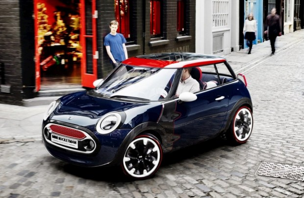 Mini Rocketman Concept 2012
