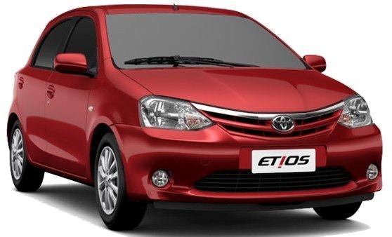 Toyota Etios, llega a Brasil