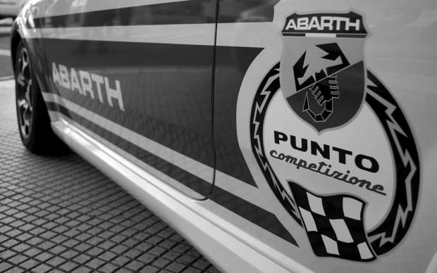 Abarth Punto Competizione sale a pista