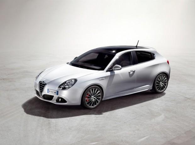 Alfa Romeo Giulietta GPL