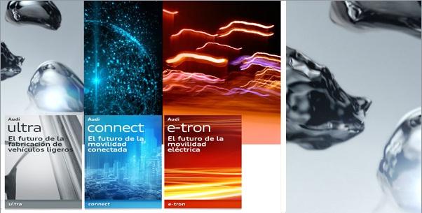 Audi presenta las nuevas tecnologías que dan forma al futuro