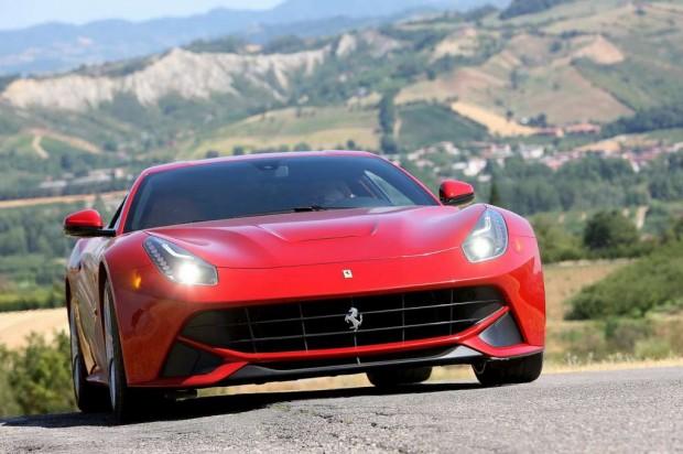 Ferrari F12 Berlinetta, fotos y videos  de la presentación en Fiorano