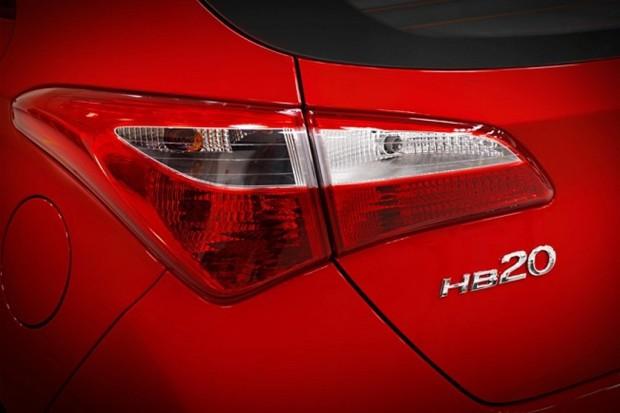 Hyundai HB20, primeras fotos oficiales