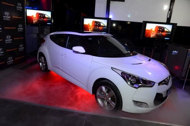 Hyundai Veloster, lanzamiento oficial en Argentina