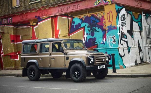 Land Rover Defender XTech Edición Especial