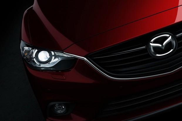 Nuevo Mazda 6, primeras fotos oficiales