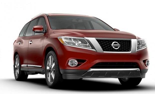 Nissan Pathfinder 2013, primeras fotos oficiales