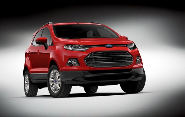 Nueva Ford EcoSport, detalles de producción en video