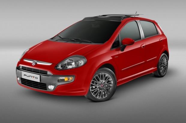Nuevo Fiat Punto 2013, oficial en Brasil