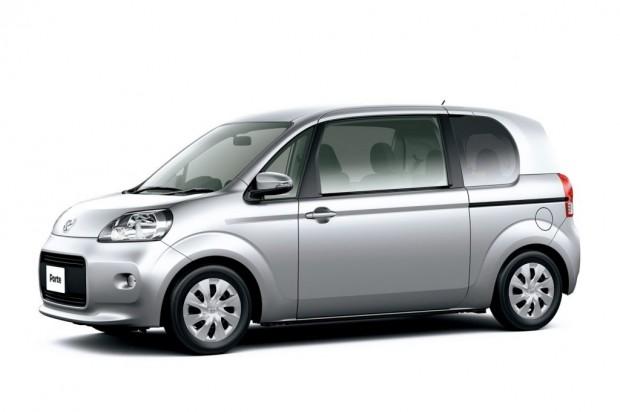 Toyota Porte y Spade 2013