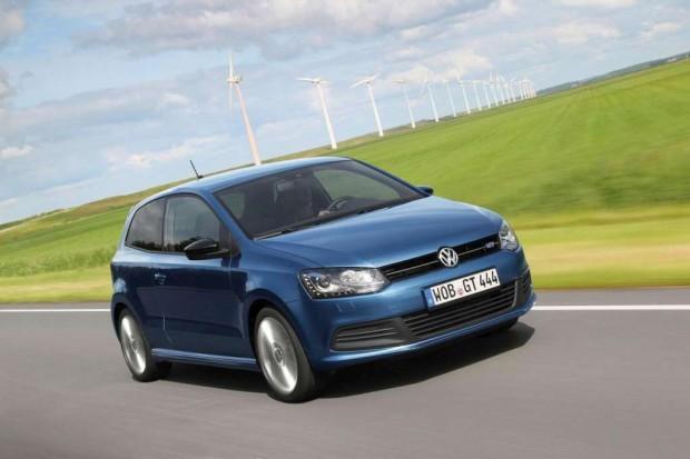 Nuevo Volkswagen Polo BlueGT 2013