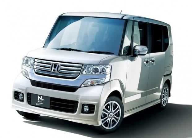 Honda N Box +