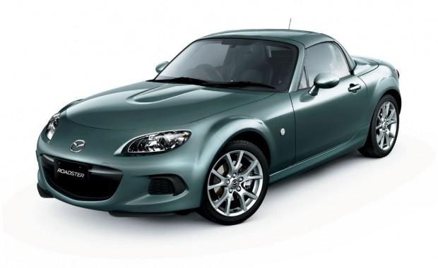 Mazda Roadster 2013