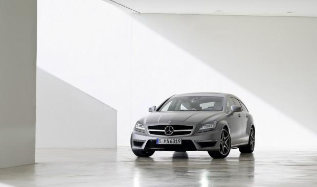 Mercedes Benz CLS 63 AMG Shooting Brake