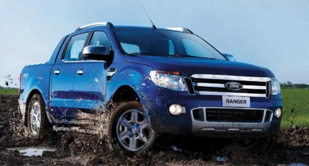 Nueva Ford Ranger en Argentina desde $138.300