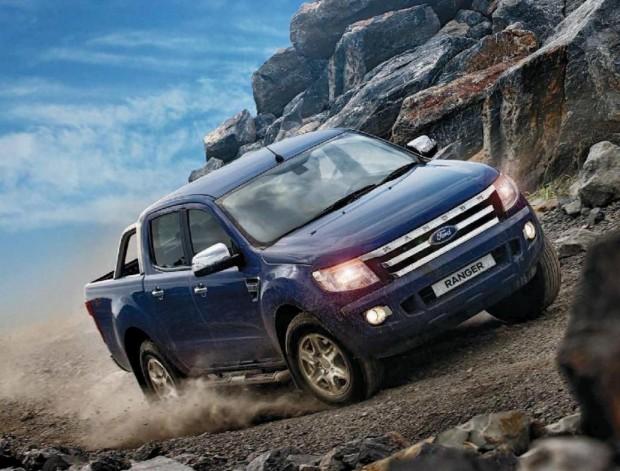 Nueva Ford Ranger, equipamiento