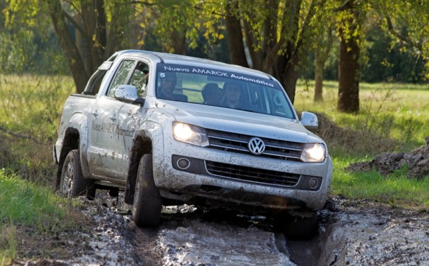 Curso de capacitación Amarok para la red de concesionarios Volkswagen