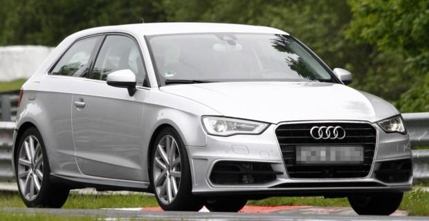El nuevo Audi S3 2013 estará presente en el Salón de Paris