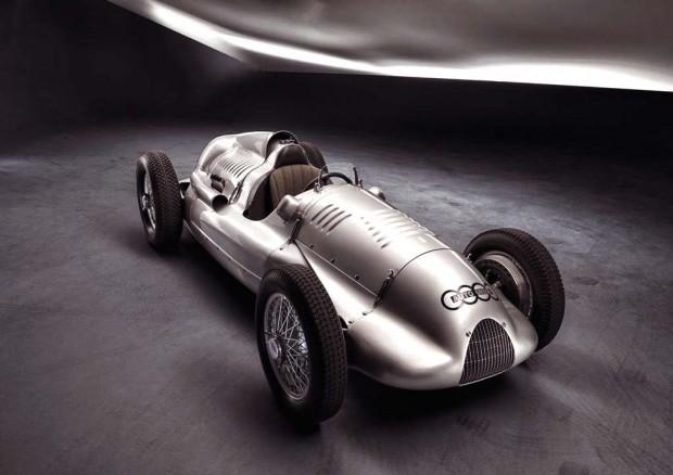 Un Auto Unión Type D de 1939 retorna al patrimonio de Audi