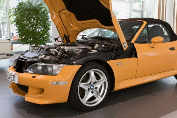 BMW M Z3 V12 Prototipo M POWER!