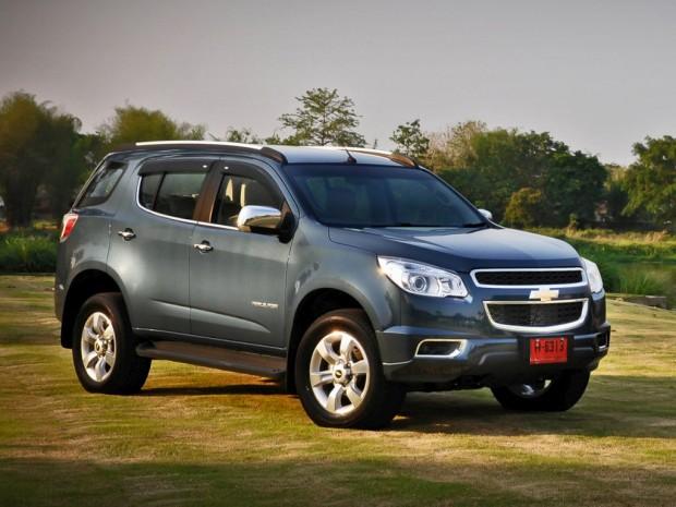La Chevrolet TrailBlazer se presenta oficialmente en Europa