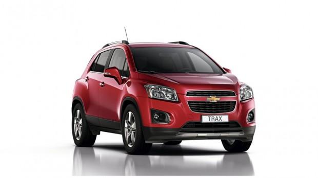 Chevrolet Trax, primeros datos oficiales