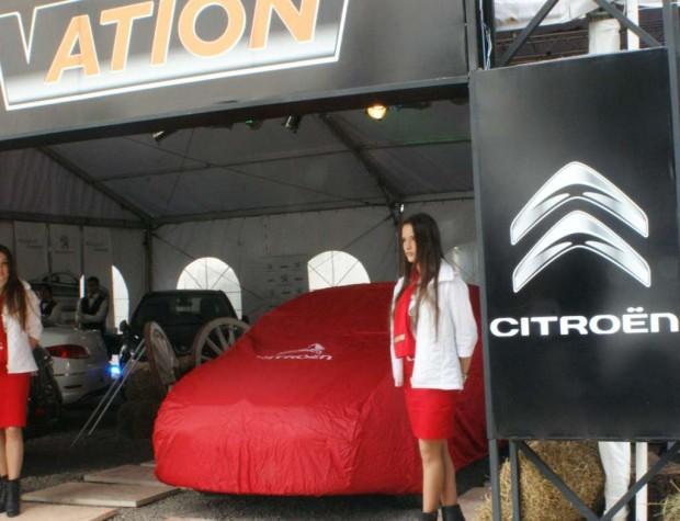 Citroën Argentina dona un C4 a la Escuela de Educación Técnica  Nº 460 de Rafaela, Santa Fe