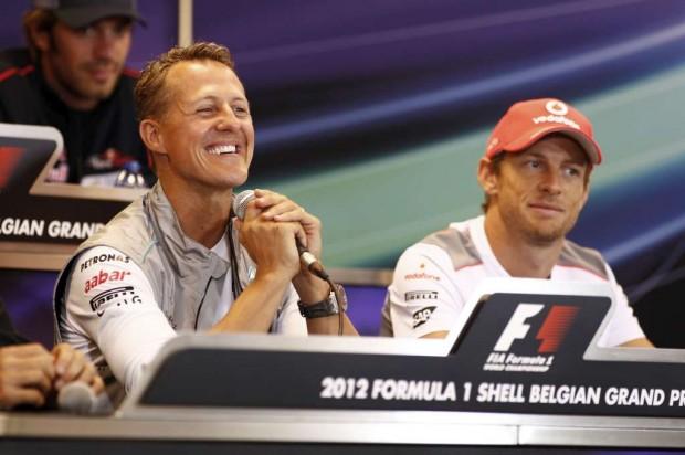 Grand Prix de Fórmula 1 en Spa-Francorchamps Bélgica 2012