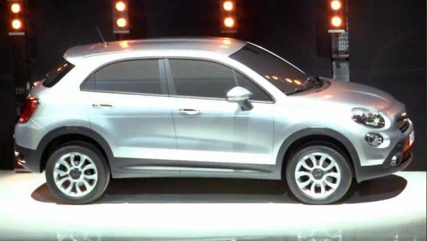 Nuevos detalles del próximo Fiat 500X