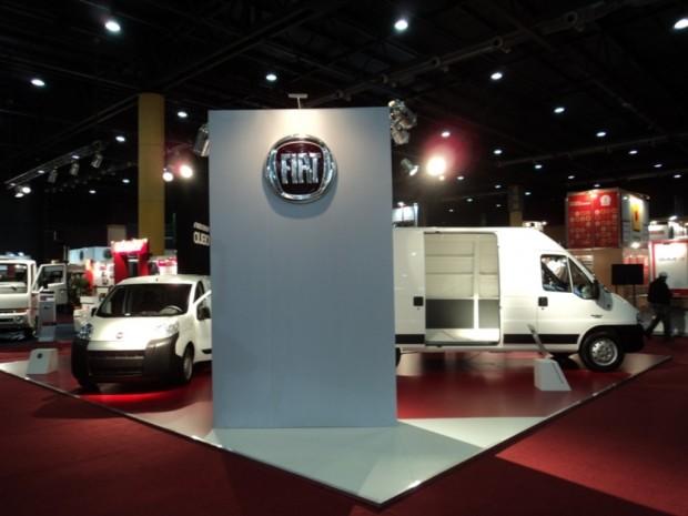 Fiat Auto en Expo Logisti-k 2012